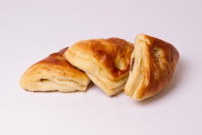 Puff pastry with meat